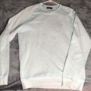 Light Blue Zara Sweater